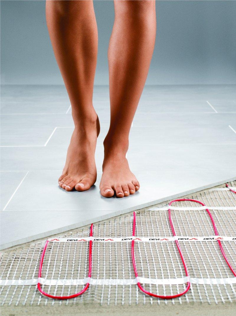 Bathroom Floor Heating Mats 20190441
