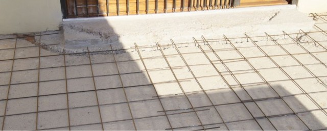 Screed & Reinforcement