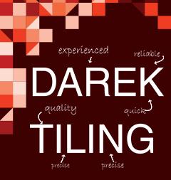 Darek Tiling – Tiling, Underfloor Heating & Reinforcement Specialists